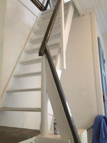 Vaste trap plaatsen ipv vaste vliezotrap werkspot for Trap plaatsen naar zolder