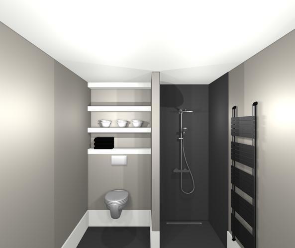plaatsen badkamer + toilet nieuwbouw woning - werkspot, Badkamer