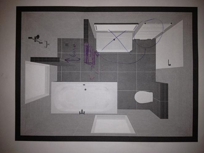 Nieuwe badkamer 7 7m2 werkspot