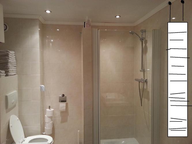 Design Verwarming Badkamer : Cv leiding leggen voor design radiator badkamer werkspot