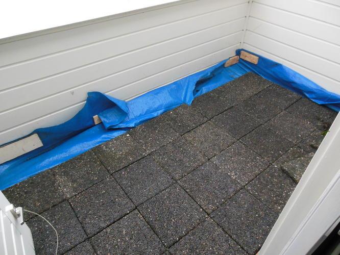 Vaak vernieuwen dak bedekking balkon - Werkspot OY34
