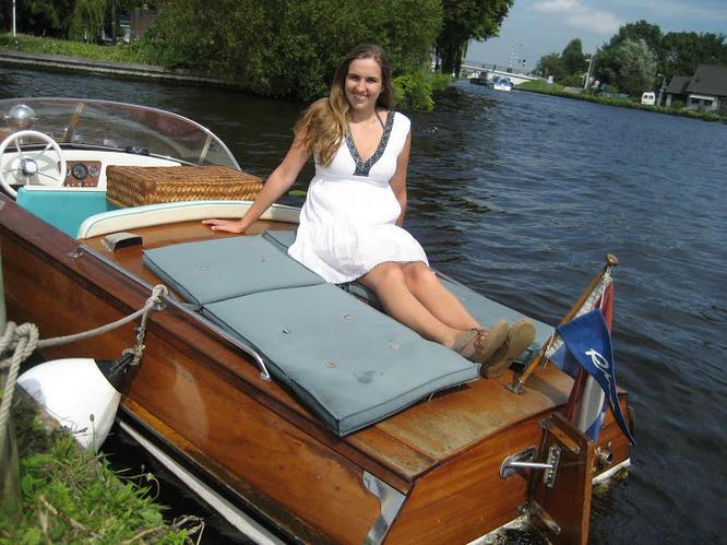 Schuren & lakken houten boot - Werkspot
