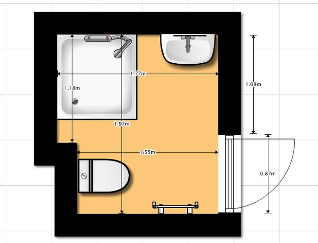 Kleine Badkamer Verbouwen 1 90x1 80 In Jaren 1930 Huis
