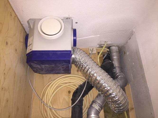 Mechanische Ventilatie Badkamer : Badkamer ventilatie verbeteren en mechanische ventilatie