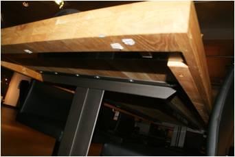 Maken tafelblad beuken of eiken werkspot for Tafelblad maken