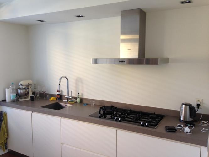 Achterwand Keuken Verven : Verf voor keuken achterwand