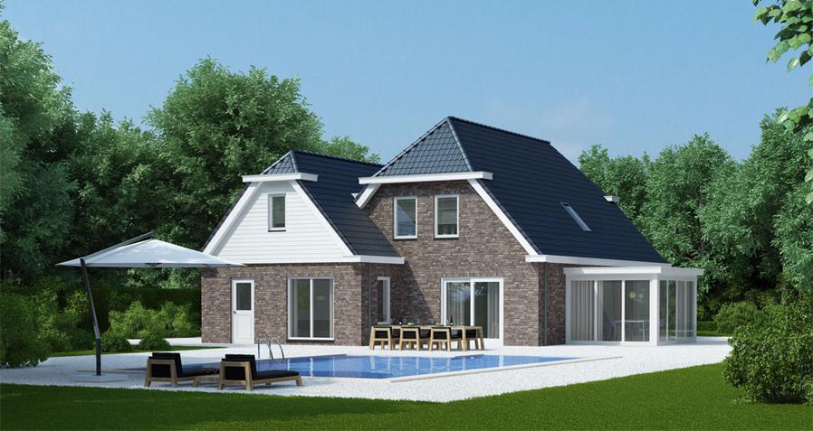 casco bouwen van een huis 1000 m3 werkspot