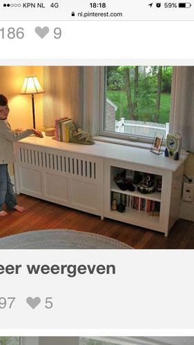 Tv Kast Maken Van Verwarming Ombouw Werkspot