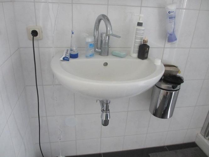 demonteren wastafel + monteren/plaatsen ikea badkamer - werkspot, Badkamer