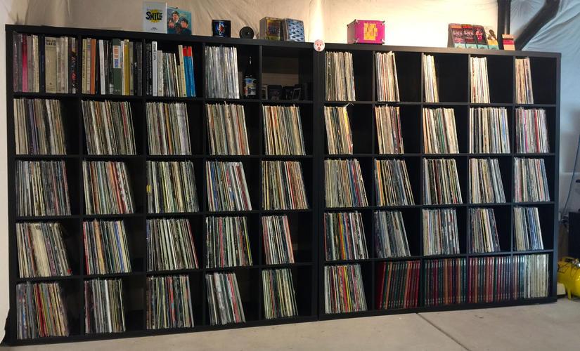 Open Kast Voor Platen Vinyl Werkspot