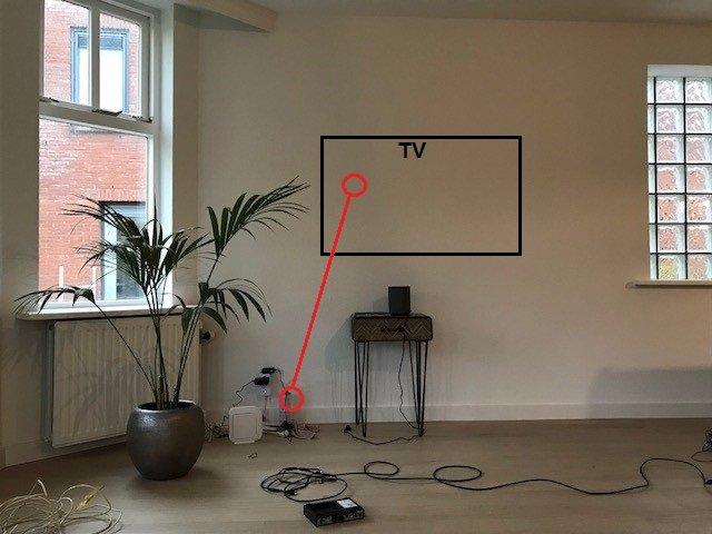 Top Iets Nieuws Kabels Wegwerken In Huis @GOZ23 - AgnesWaMu VH07