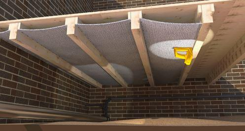 Onderkant houten vloer isoleren via de kruipruimte werkspot for Houten vloer isoleren