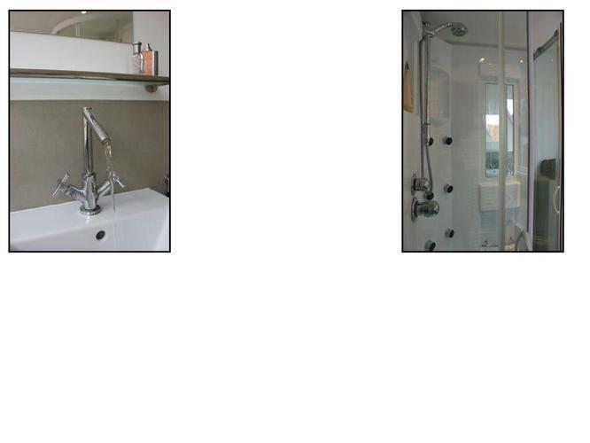 Douchecabine Met Achterwand : Verwijderen douchecabine tegelen achterwand plaatsen douche