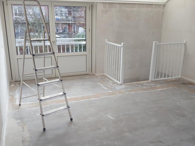 Vaak Cementdekvloer egaliseren tbv vloercoating - Werkspot AD17