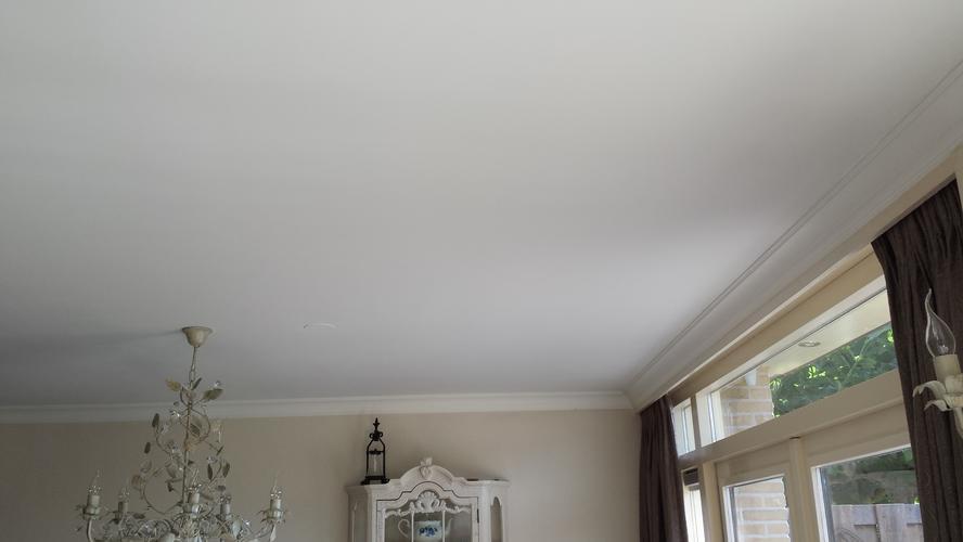 sauzen van plafond en muren werkspot