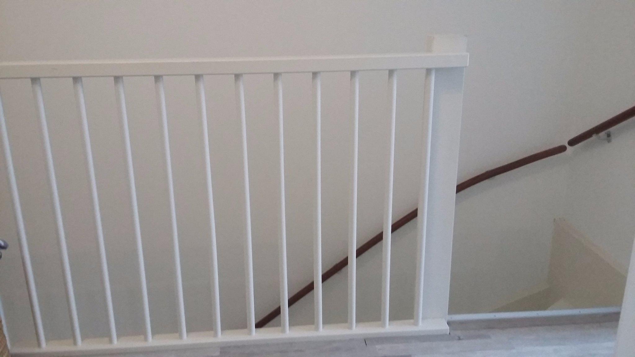 Hek balustrade voor trap maken werkspot for Trap naar vliering