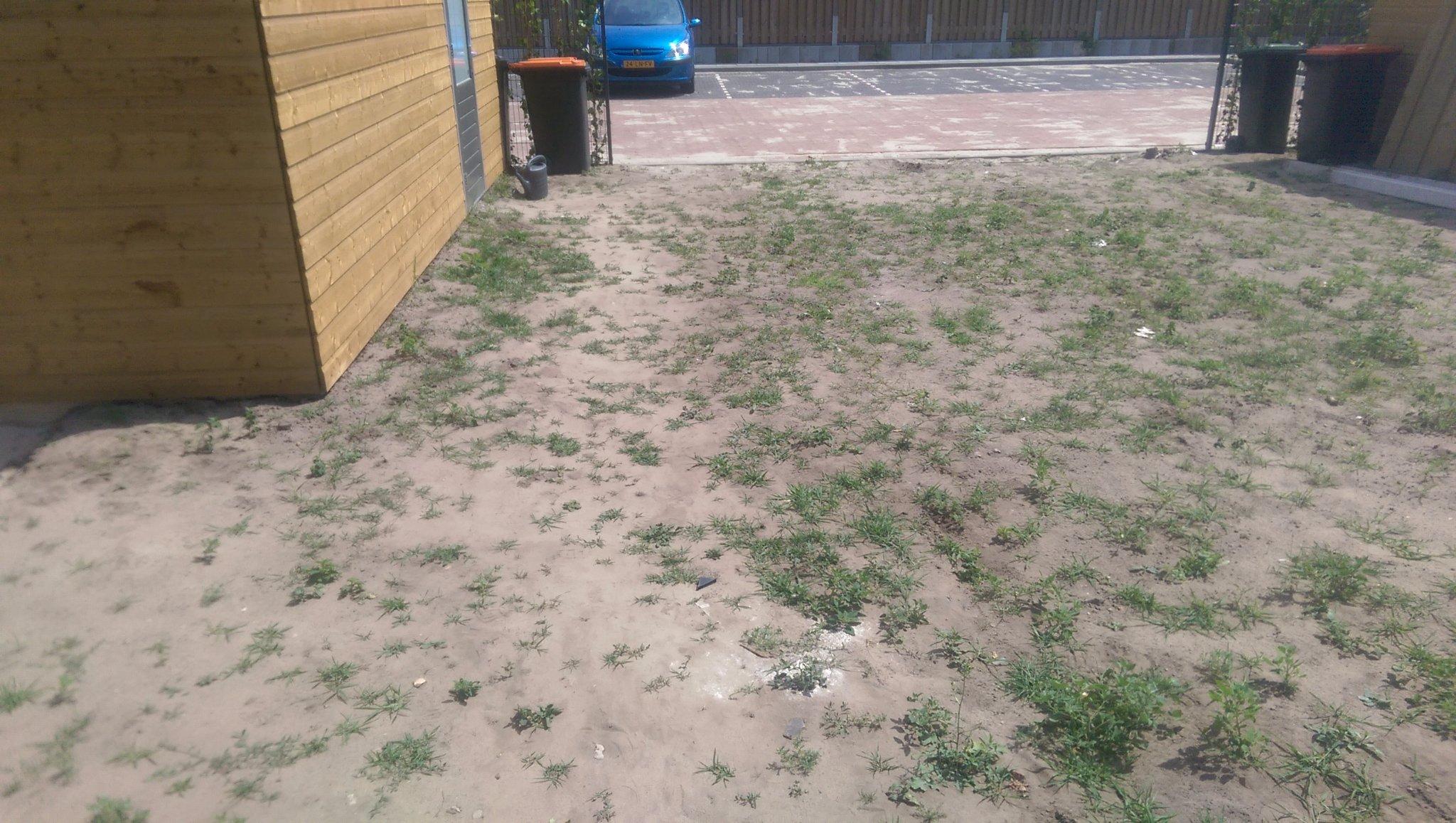 Tuin Zand Afvoeren : Tuin zwart zand afvoeren en wit zand aanvoeren werkspot