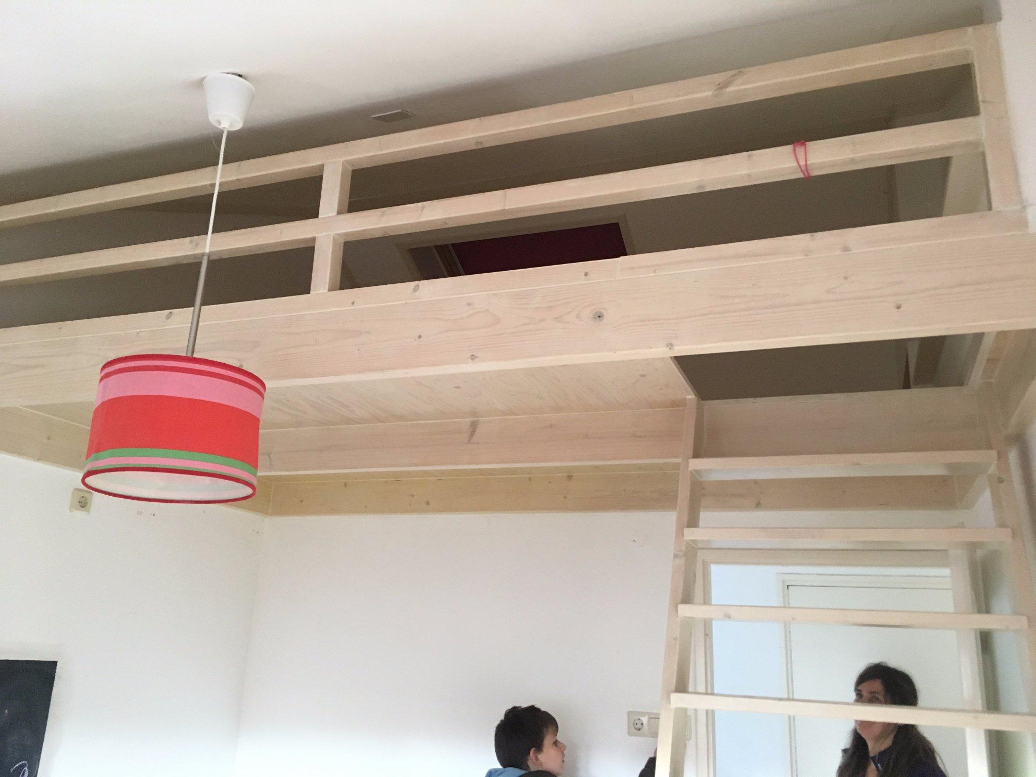 Entresol maken op slaapkamer - Werkspot
