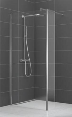 ikea badkamermeubel douchewand spiegel met lichtpunt