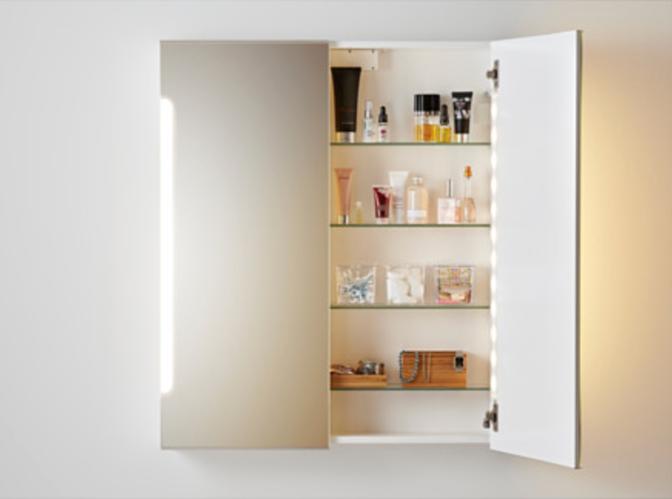 3 PAX kasten en een spiegelkast voor de badkamer - Werkspot