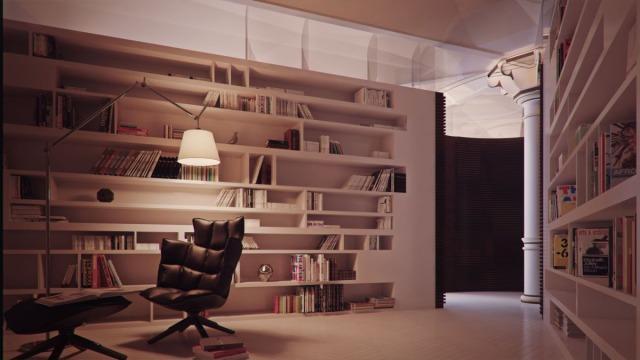 Boekenkast (inbouw) heemstede - Werkspot