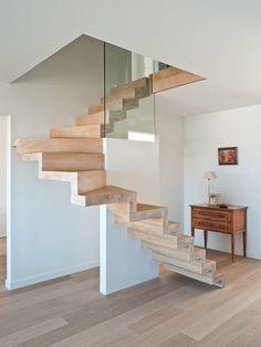 Open z trap maken l vorm werkspot for Spiltrap hout
