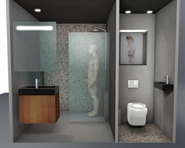 Badkamer toilet verbouwing werkspot