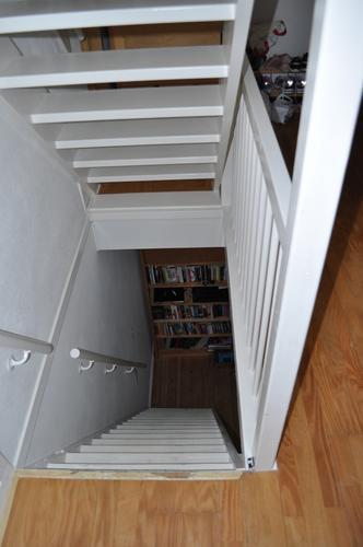 Trapgat en trap verplaatsen nieuwe trap plaatsen werkspot for Plaatsen trap