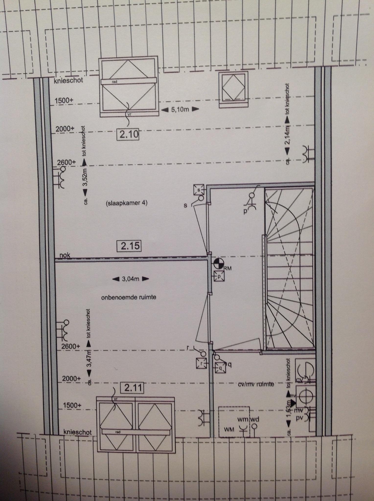 Zolder indeling maken for Nieuwbouwhuis inrichten tips