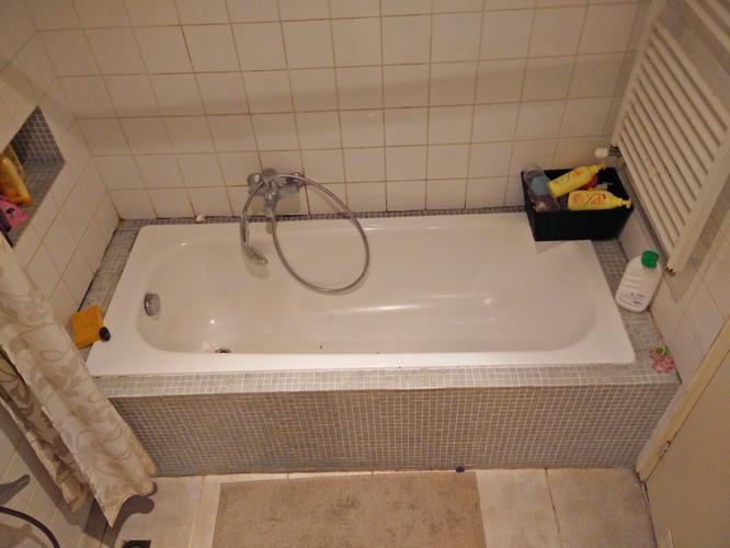 Nieuw bad plaatsen werkspot - Opnieuw zijn toilet ...