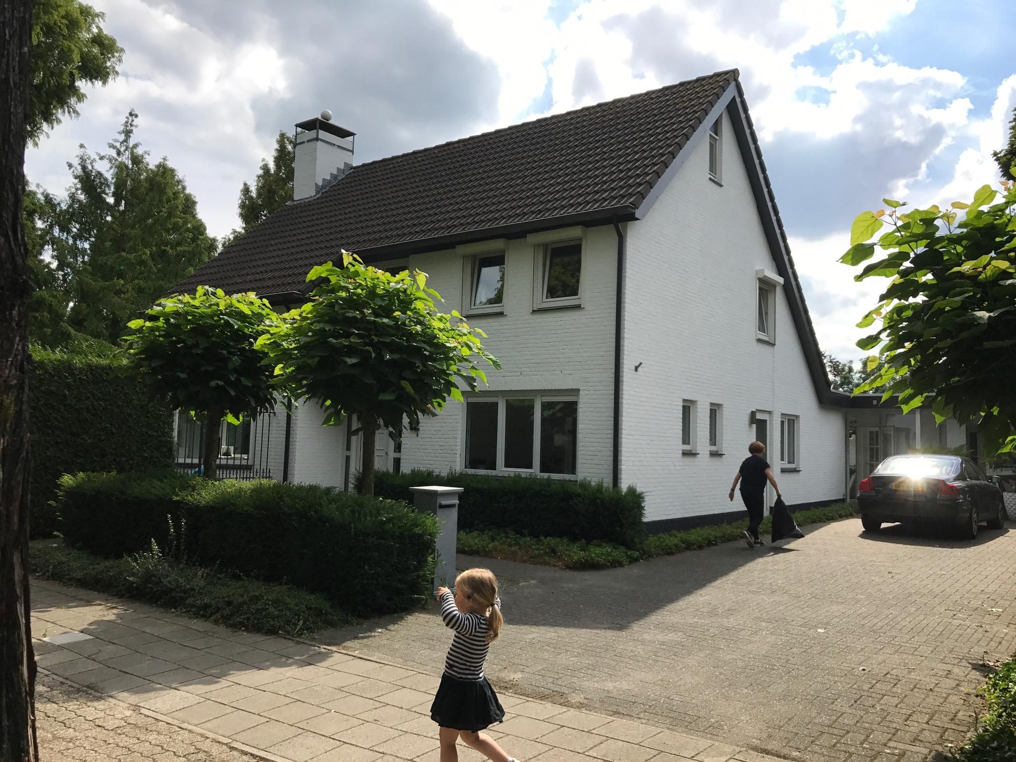 Ongekend Buitenkant huis wit schilderen - Werkspot DT-17