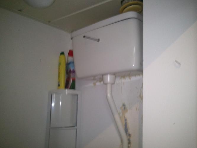 Ouderwetse Stortbak Toilet : Wc stortbak lekt werkspot