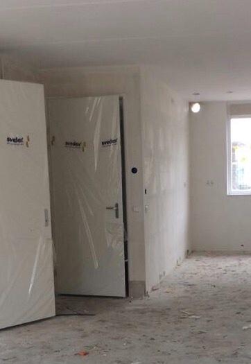 CV thermostaat verplaatsen in de woonkamer - Werkspot