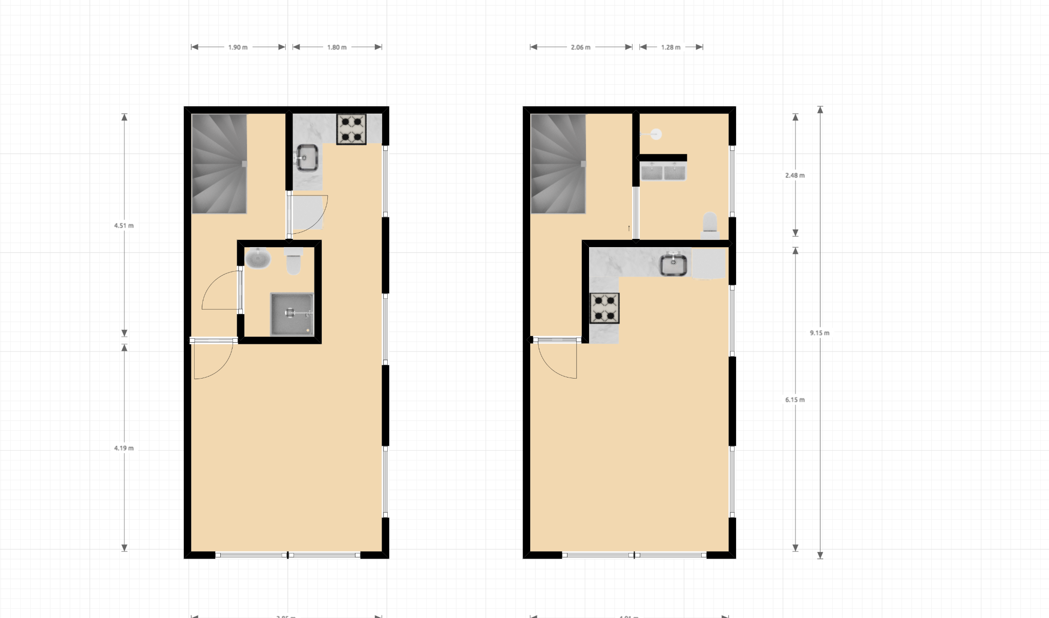 verbouwing keuken en badkamer werkspot
