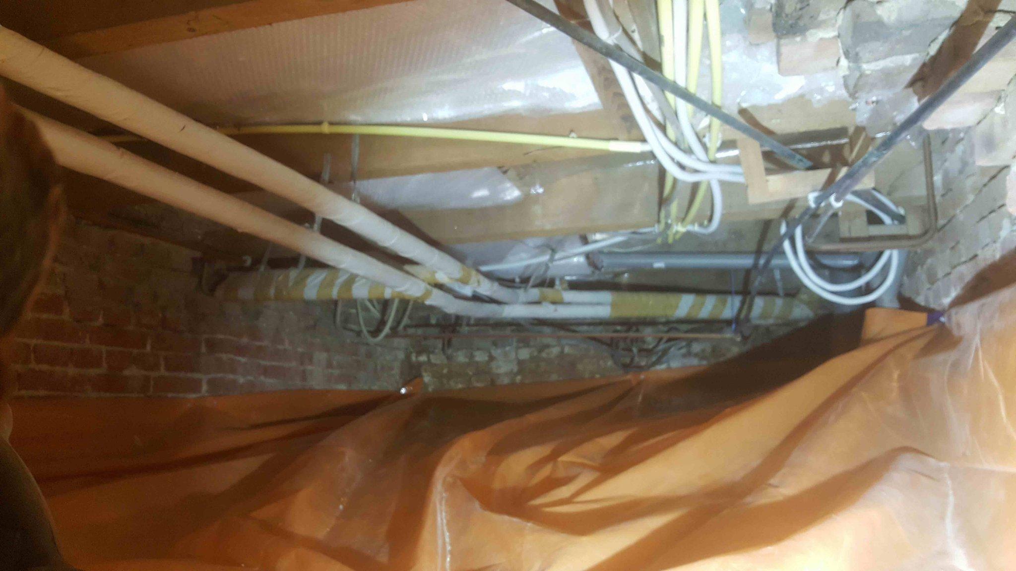 Vloerisolatie droge kruipruimte houten vloer werkspot