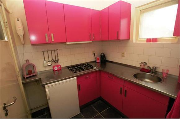 Keukenkastjes Wit Schilderen : Keukenkastjes verven hoogglans