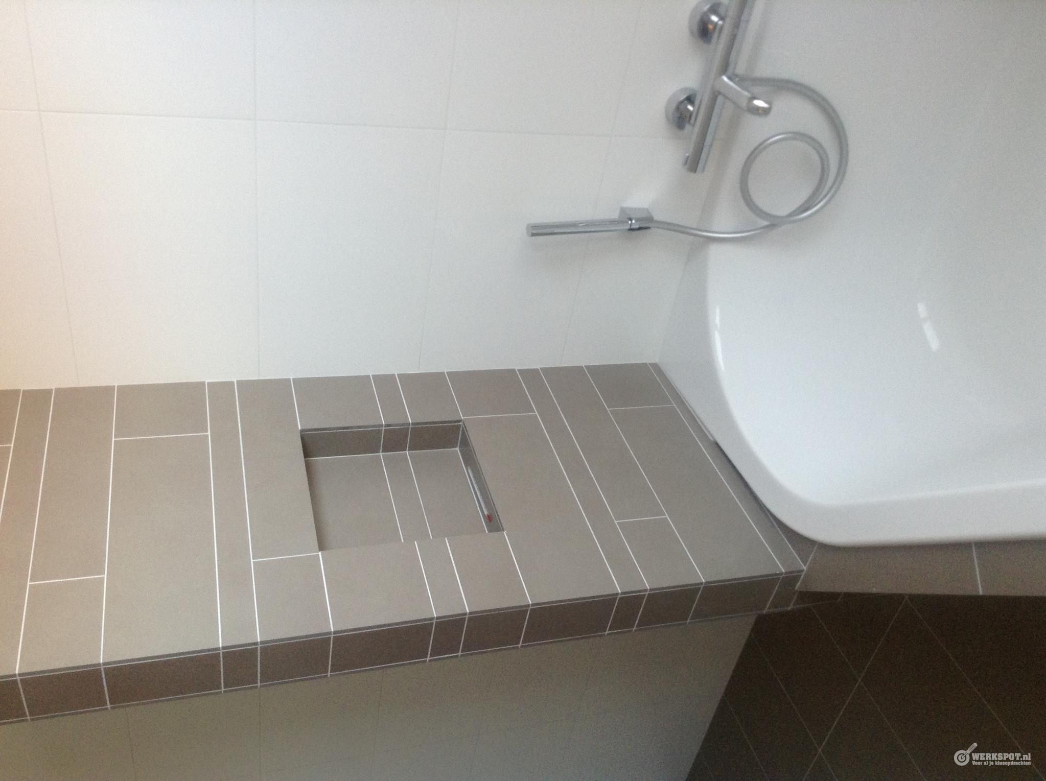 Badkamer installeren in nieuwbouwhuis - Werkspot