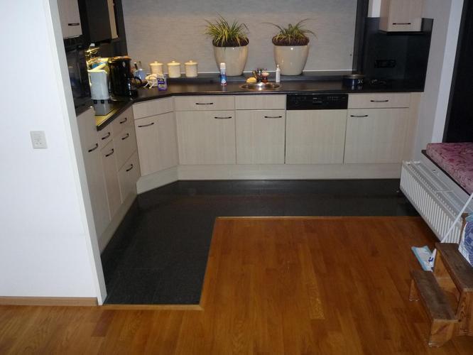 Tegels Vloer Keuken : Vloeren keukens tegels leisteen vloertegels stoer duurzaam