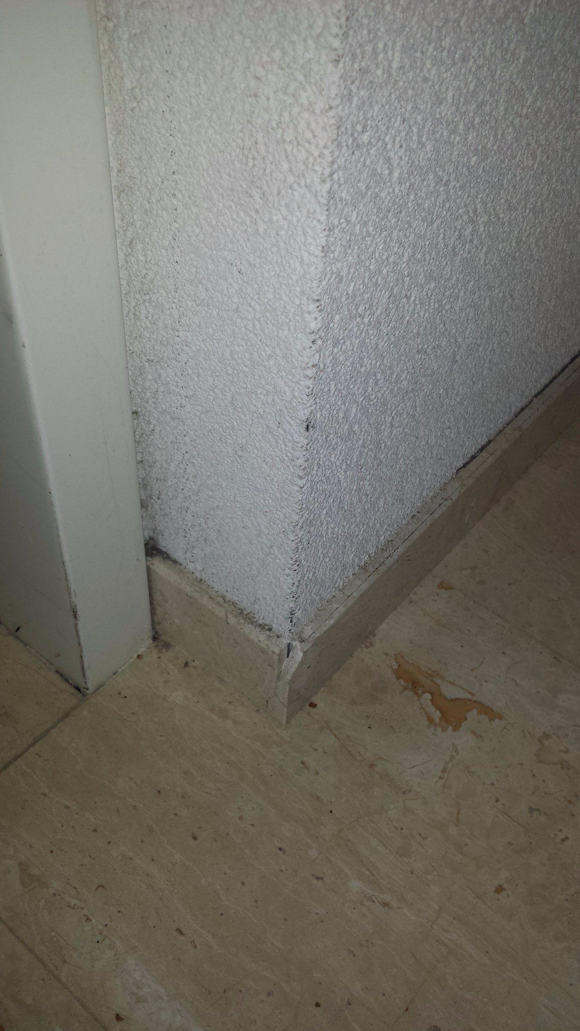marmer travertin vloer repareren en schoonmaken werkspot