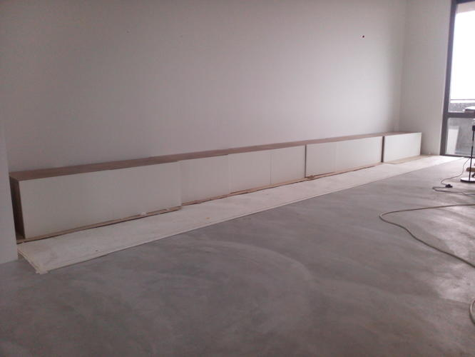 Ikea Besta Zwevend Wandmeubel Bevestigen Werkspot