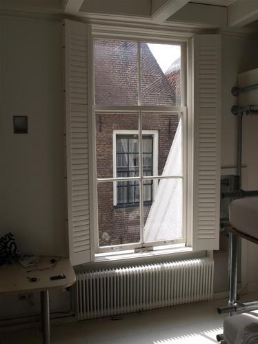 slaapkamer raam verlengen tot (frans) balkon deuren - Werkspot