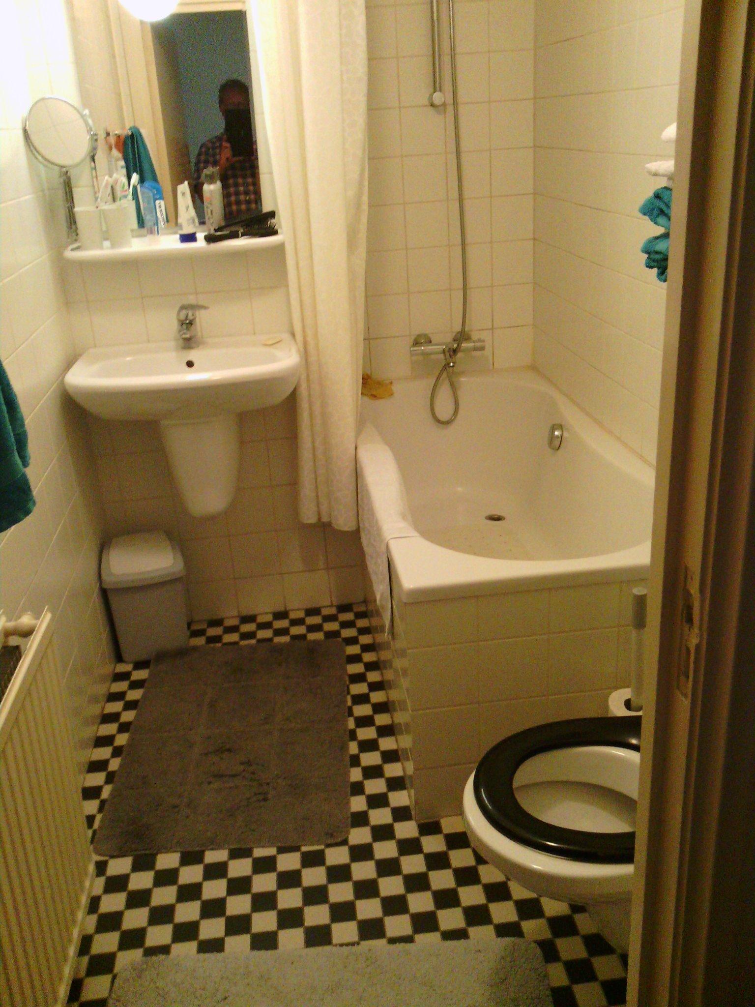 badkamer ombouwen tot inloopdouche werkspot