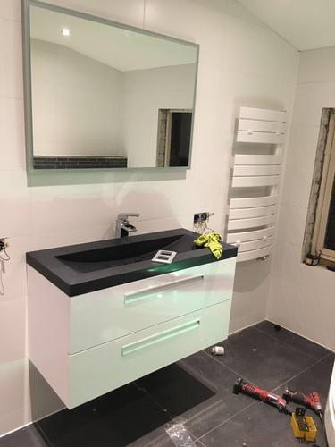 Afkitten wc badkamer keuken en plinten beneden werkspot - Meubels keuken beneden cm ...