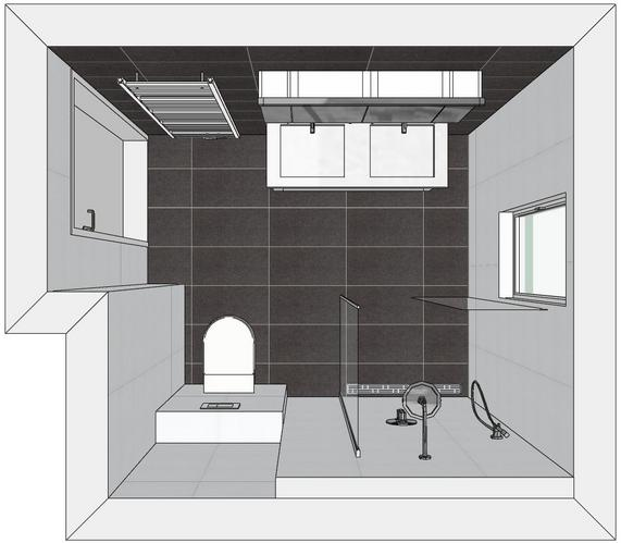badkamer verbouwen - Werkspot