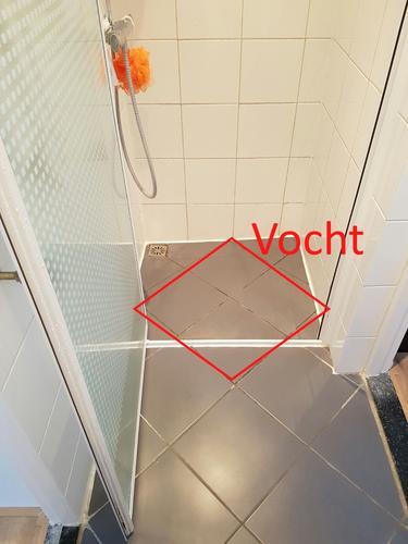 Vervangen voegwerk badkamer vloer - Werkspot