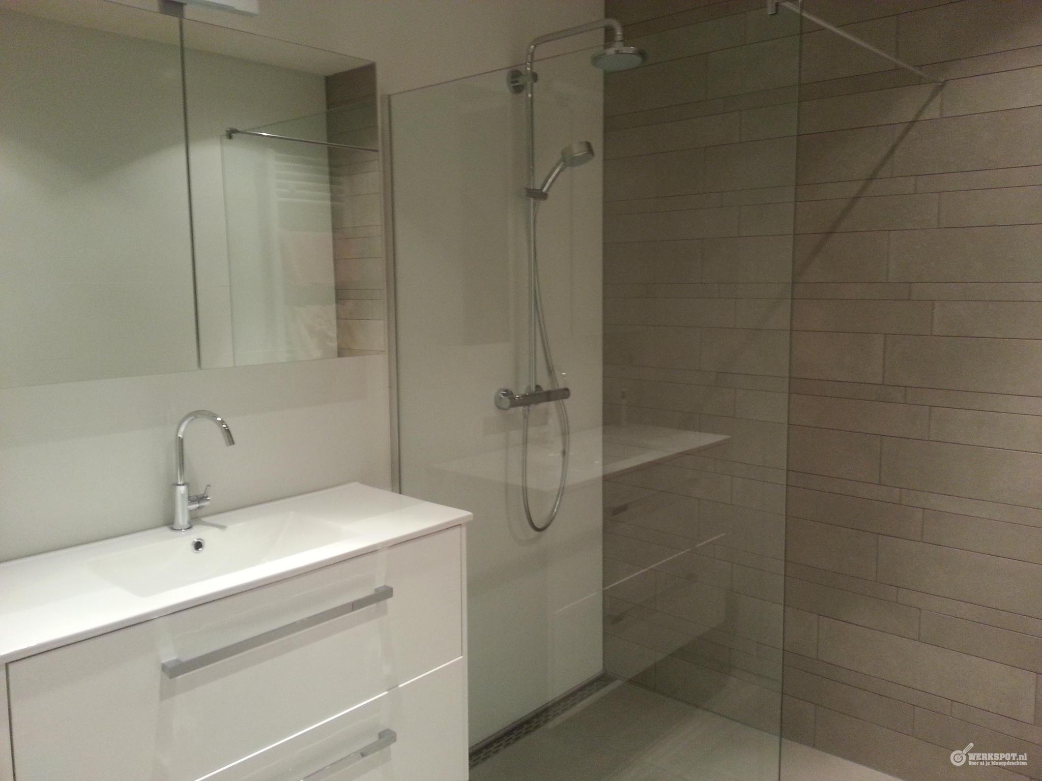 plaatsen Badkamer en toilet - Werkspot