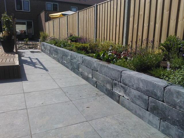 Tuin leeghalen en opnieuw aanleggen werkspot for Tuin decoratie met stenen