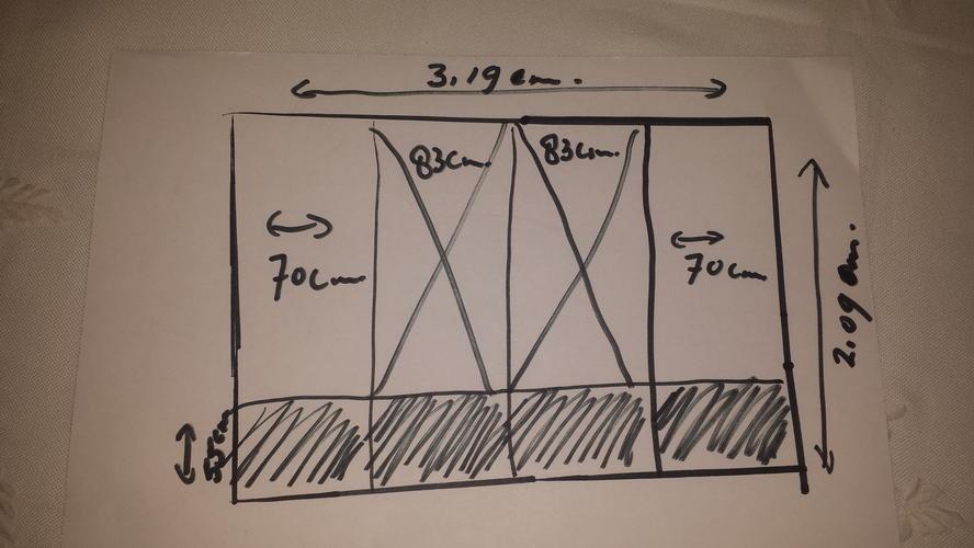 Breedte Openslaande Deuren : Kozijn hoogte m breedte m werkspot