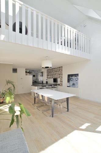 Stucwerk woonkamer/vide +/- 65 vierkante meter - Werkspot