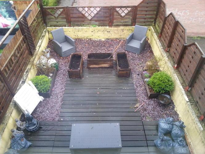 Verbouwen tuin 5x7 meter werkspot for Tuin verbouwen